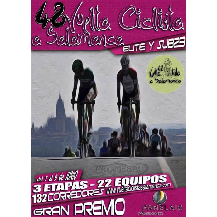 cartel vuelta salamanca 2019