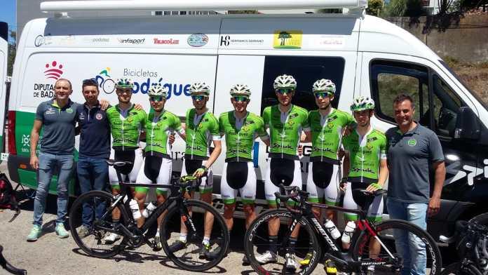 Bicicletas Rodríguez-Extremadura Memorial Bruno Neves