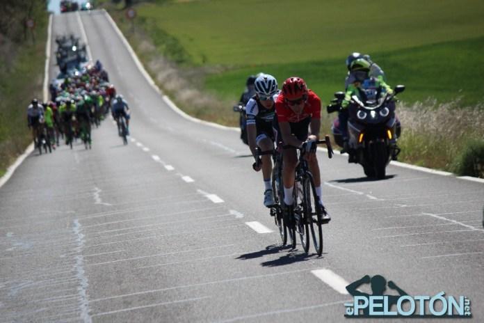 Rodrigo Alonso Pelotón Tenerife Macario