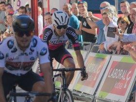 Martí Márquez Equipo Lizarte Vuelta Navarra