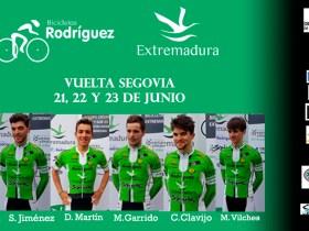 Alineación Segovia Bicicletas Rodríguez-Extremadura