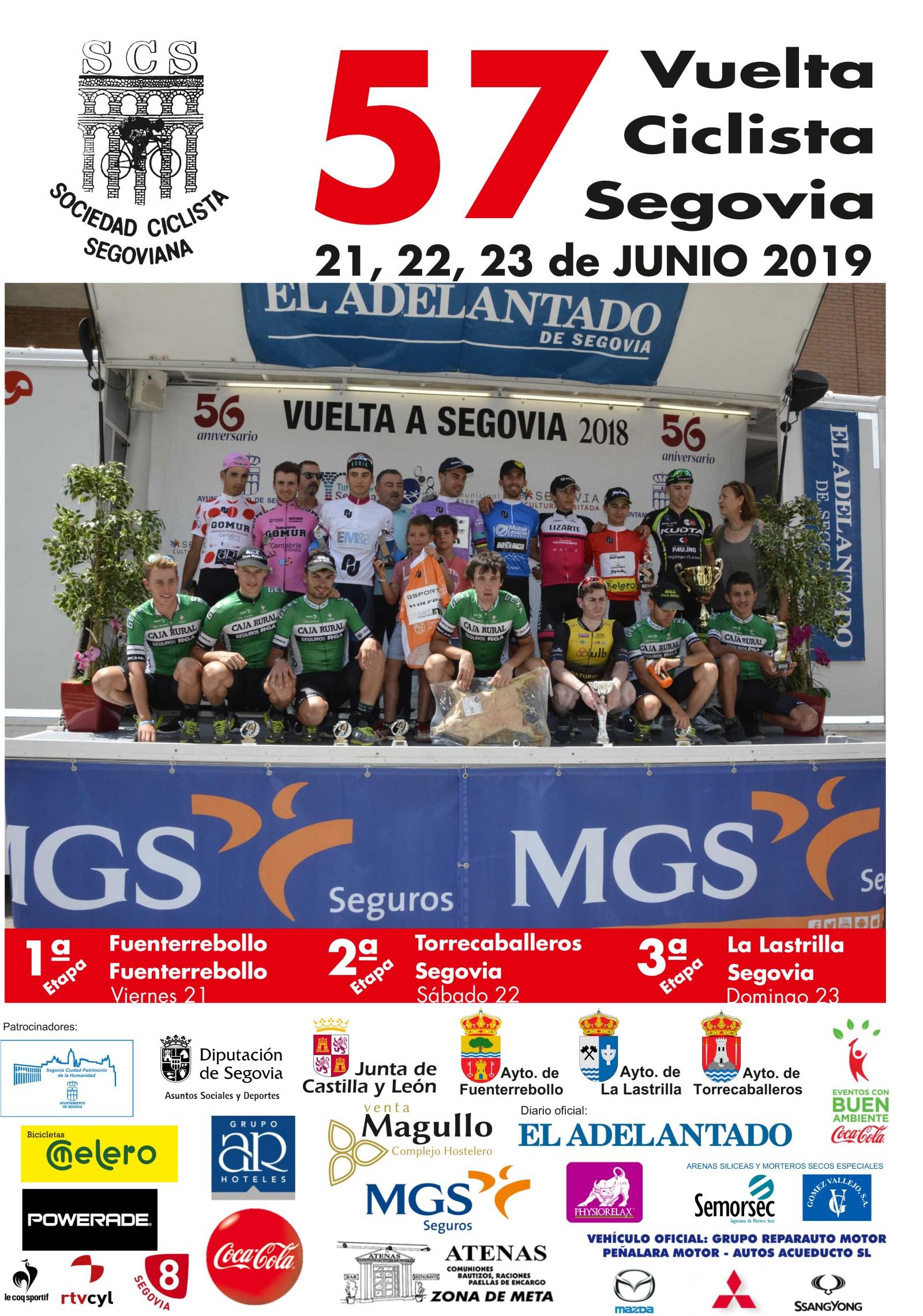 Vuelta Segovia 2019