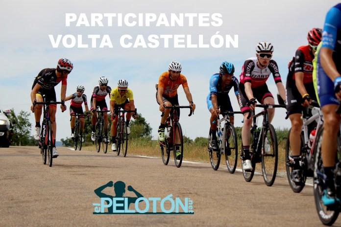 Participantes Volta Castellón