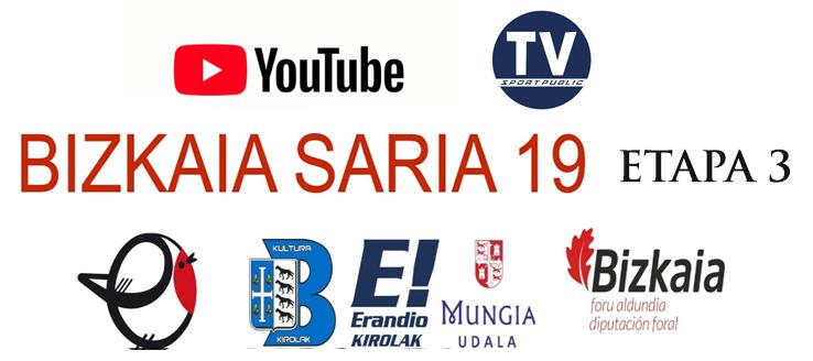 Retransmisión Bizkaia Saria etapa 3