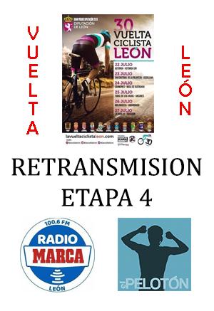 Retransmisión Vuelta León etapa 4
