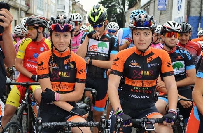 Club Ciclista Farto femenino