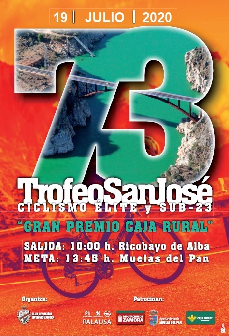 Cartel Trofeo San José