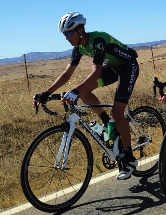 David Gonzalez Tirado Bicicletas Rodríguez Extremadura