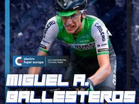 Miguel Ángel Ballesteros Electro Hiper Europa