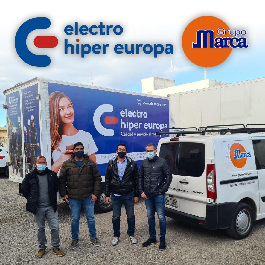 Grupo Marca Electro Hiper Europa