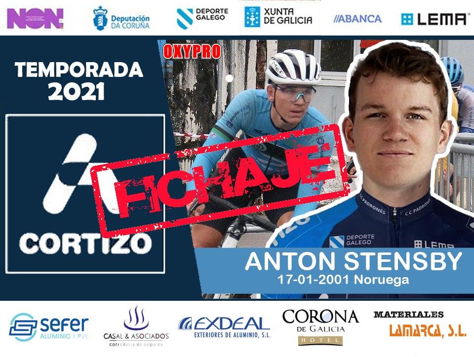 Anton Stensby Cortizo