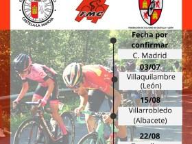 I Liga Interautonómica Ciclismo Femenino