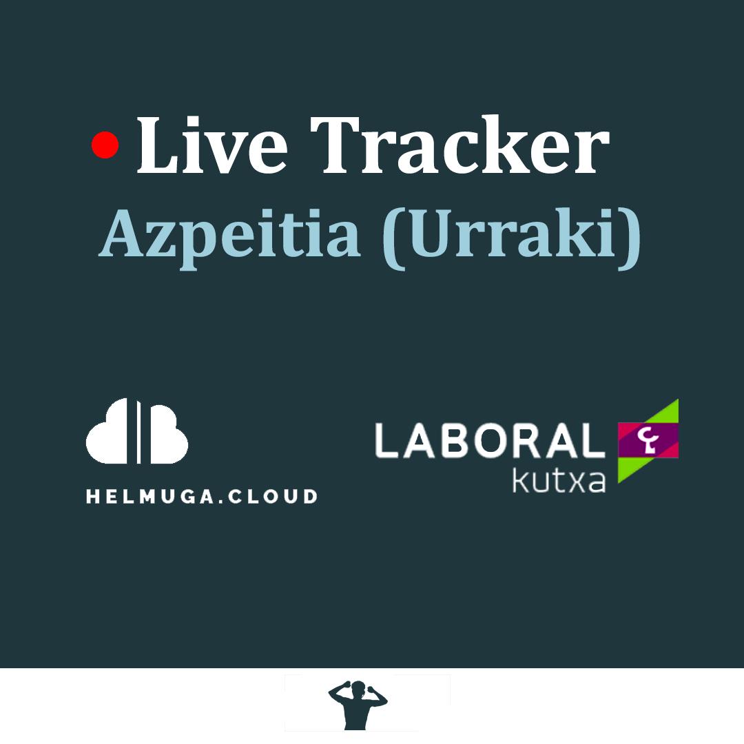 Live Tracker Urraki Azpeitia