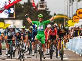Cavendish se queda a una victoria del récorde de Merckx en el Tour (Foto: letour.fr)