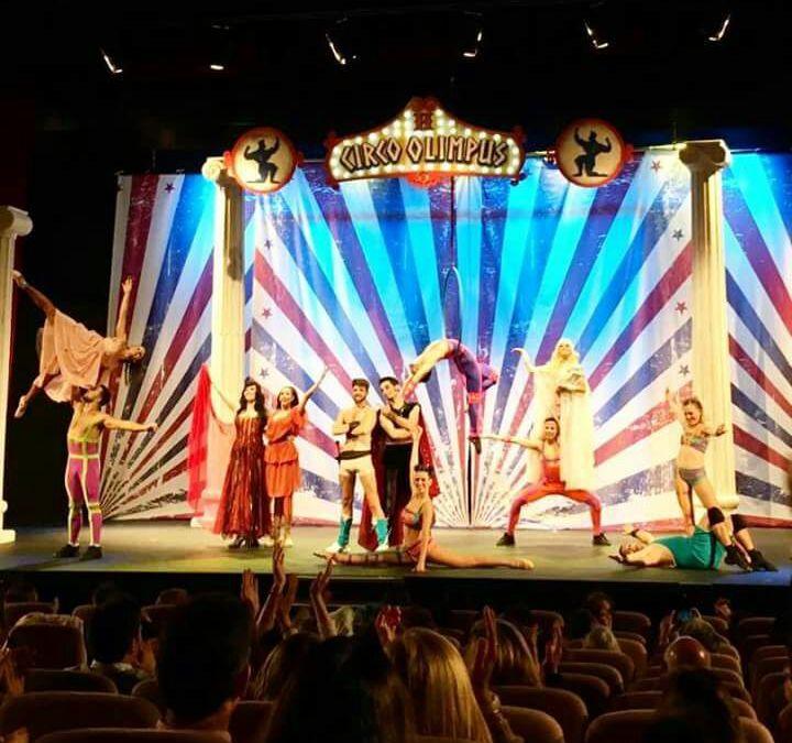 Las aventuras de Hércules de Ethika Global Entertainment y Rodetacón Teatro