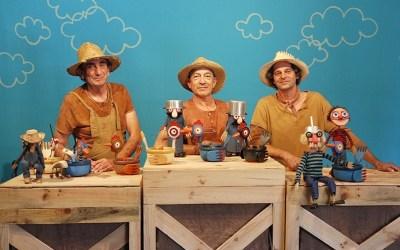 La gallina azul de Tanxarina Teatro