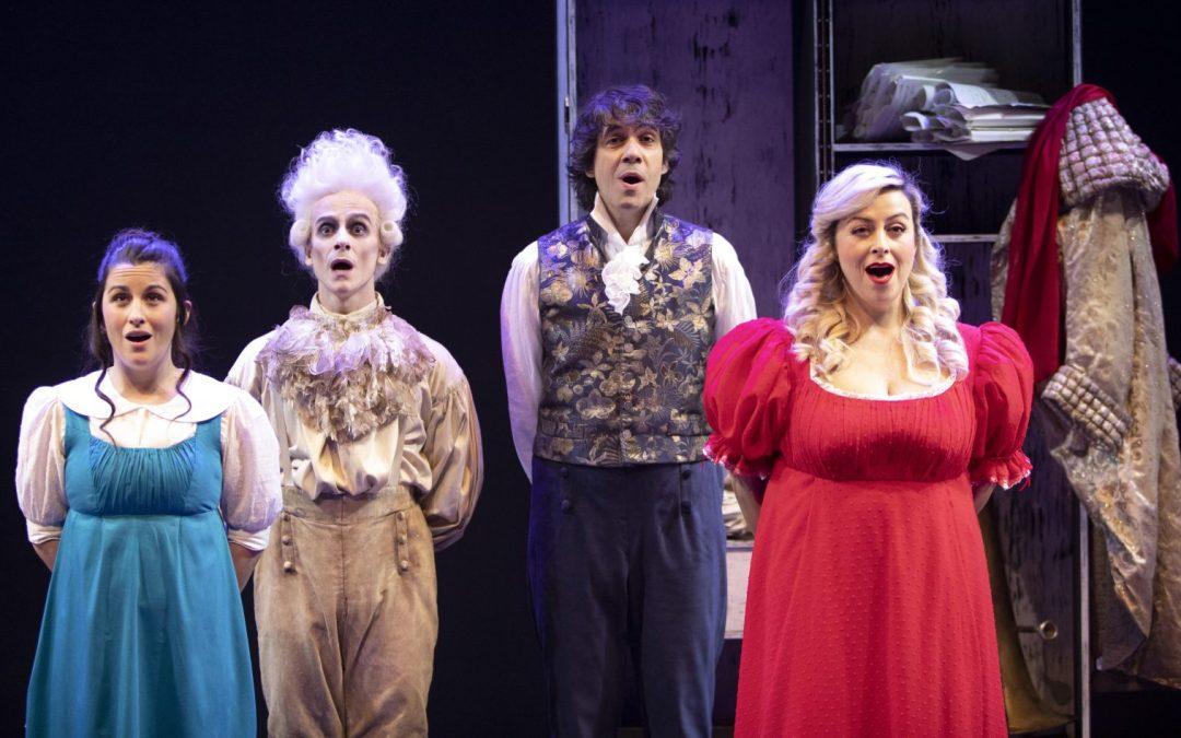 Bethoveen#ParaElisa de Teatro Español y ManodeSanto