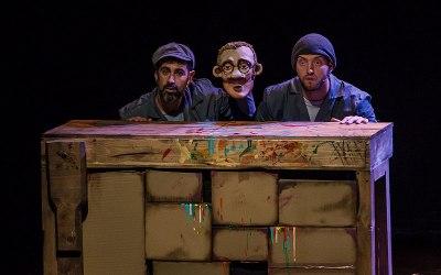 Juego de sillas de Cal Teatre