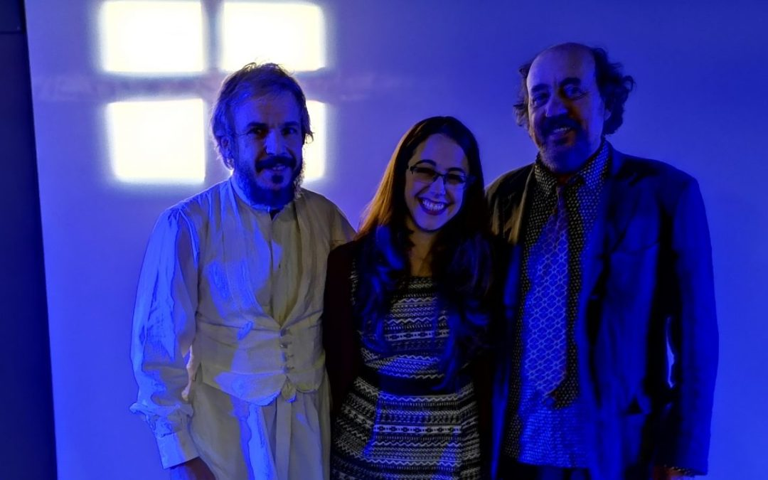 A propósito de BOH!, entrevista a Antonio Catalano y Carlos Laredo por Lidia López Teijeiro y Marta Larragueta Arribas