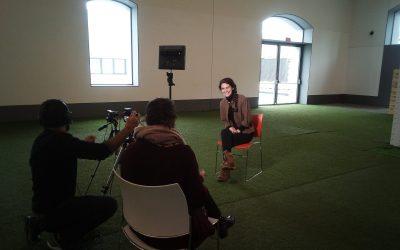 Entrevista a Andrea Díez Reboredo por Araceli Hernández