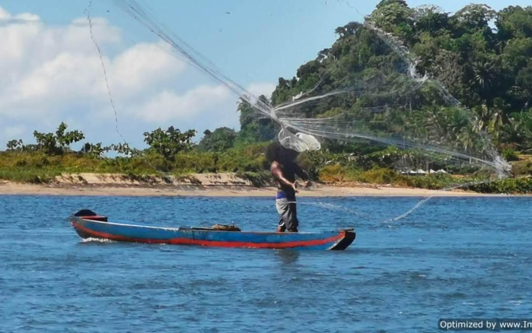 47 Navegando por la costa del Cacao