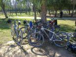 En el parque de Mislata