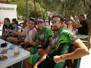 Cerveza de final de ruta