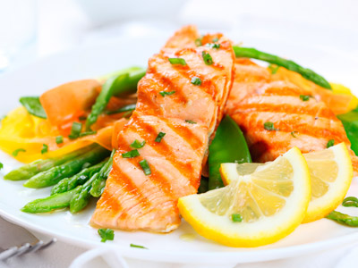 10 guarniciones perfectas para el pescado