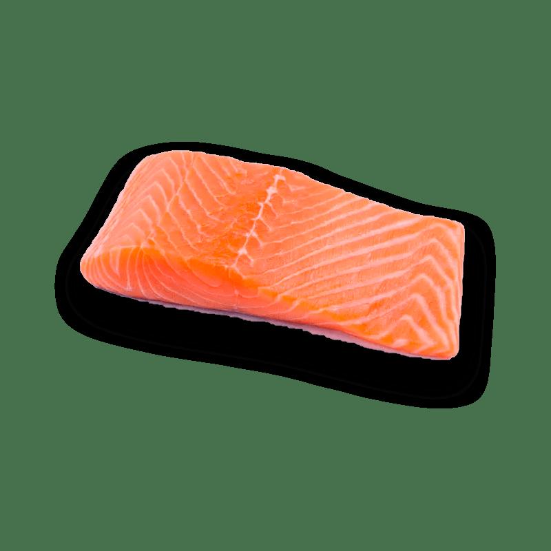 el pescador barcelona Salmon Noruego fresco