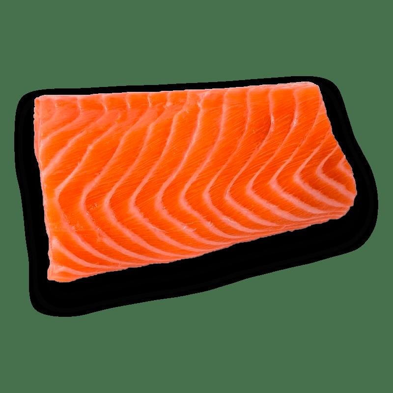 el pescador barcelona Salmón sashimi