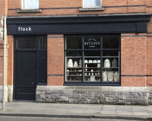 Flock Felt Animal Collective - studio