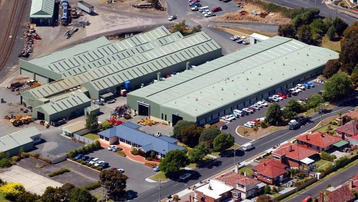 Elphinstone Pty Ltd Wilson St Facility