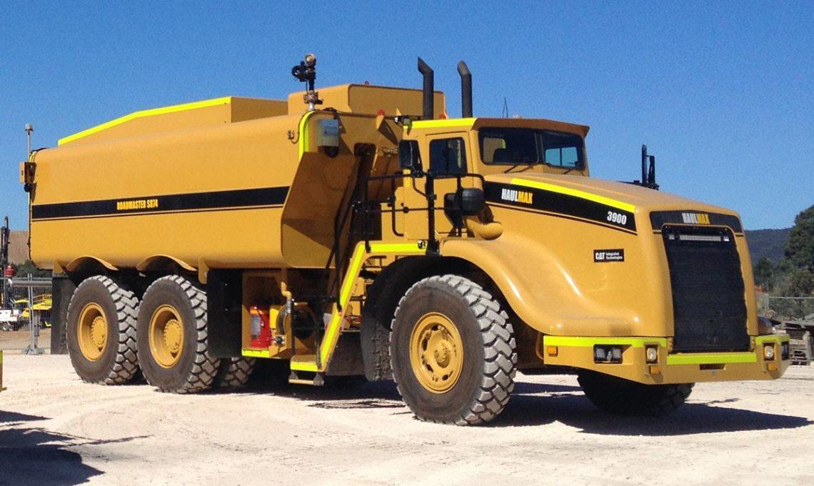 Haulmax 3900 Water Truck