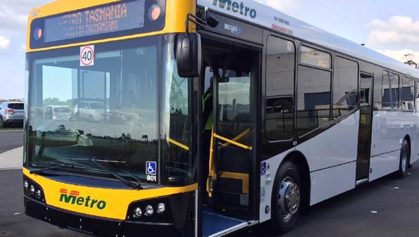 Elphinstone MTT Bus Unveilling