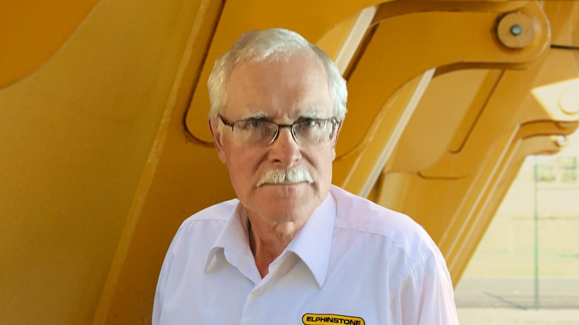Larry Widdifield, Elphinstone Pty Ltd