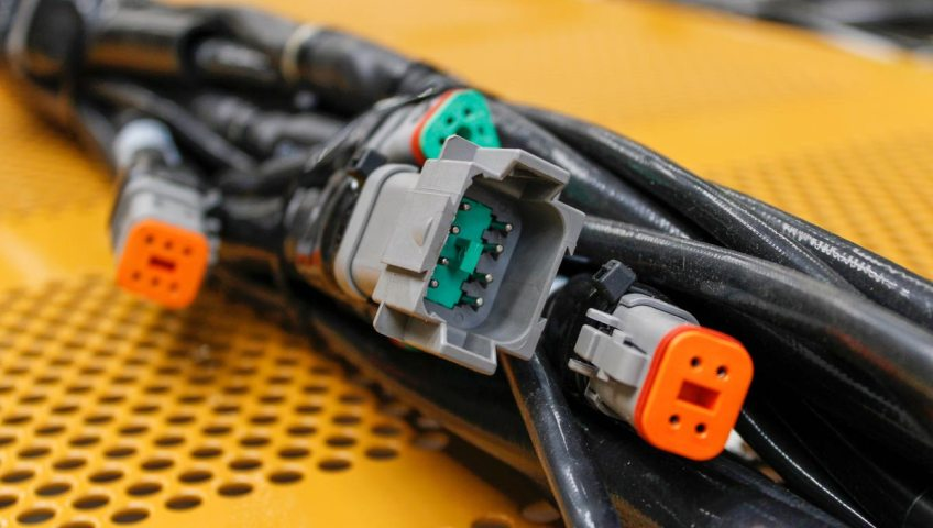 Elphinstone Electrical Harnesses