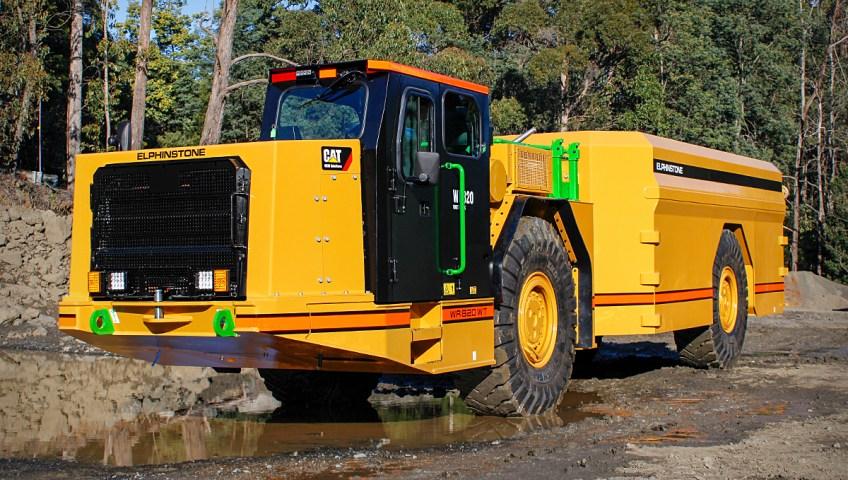 WR820 Water Tank
