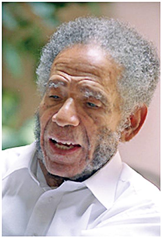 Manuel Zapata Olivella vivió parte de su vida en el municipio de La Paz, Cesar. Cortesía.