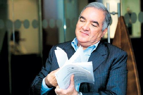 El el exprocurador Edgardo Maya Villazón fue elegido como el ternado de la Corte Constitucional para la elección del Contralor General de la República. Archivo/EL PILÓN