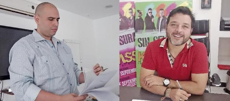 Ángel Francisco Fernández Castillo, se encuentra en Valledupar adelantando acciones judiciales contra Kvrass - 'Genovevo', manager de Kvrass asegura que hubo incumplimiento, pero por parte del empresario venezolano.