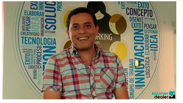 Abdo Enrique Barrera Contreras es el creador y fundador de la empresa Kaumer.