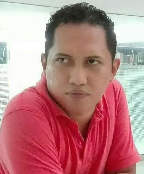 Miguel Fernando Barrios Payares ocupó el tercer lugar en el V Premio Nacional de Cuento La Cueva. Suministrada/EL PILÓN
