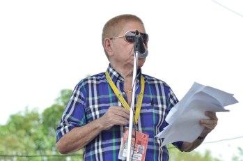 Hasta hace dos años, Isaac León llevaba 46 años en la radio.
