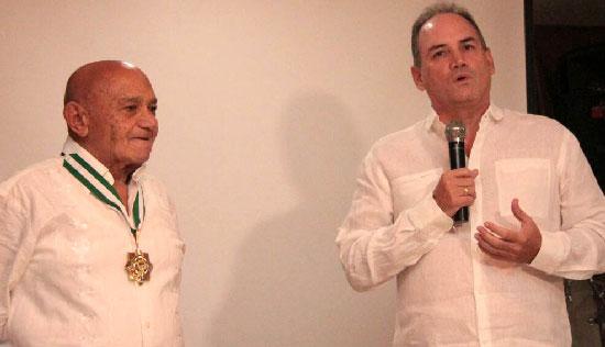 Antonio Murgas, exministro de Trabajo y Seguridad Social; exgobernador, conocido como el padre y fundador del departamento del Cesar.