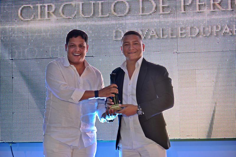 El integrante del diario EL PILÓN, Carlos Mario Jiménez, fue exaltado con el premio Mejor Periodista Ambiental del Cesar.