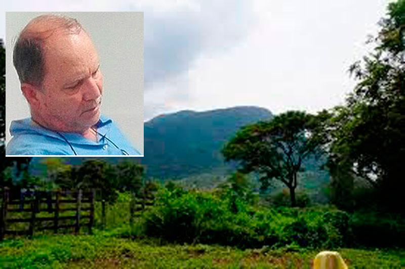 El acusado habría participado en despojar de las tierras a víctimas de la violencia paramilitar.