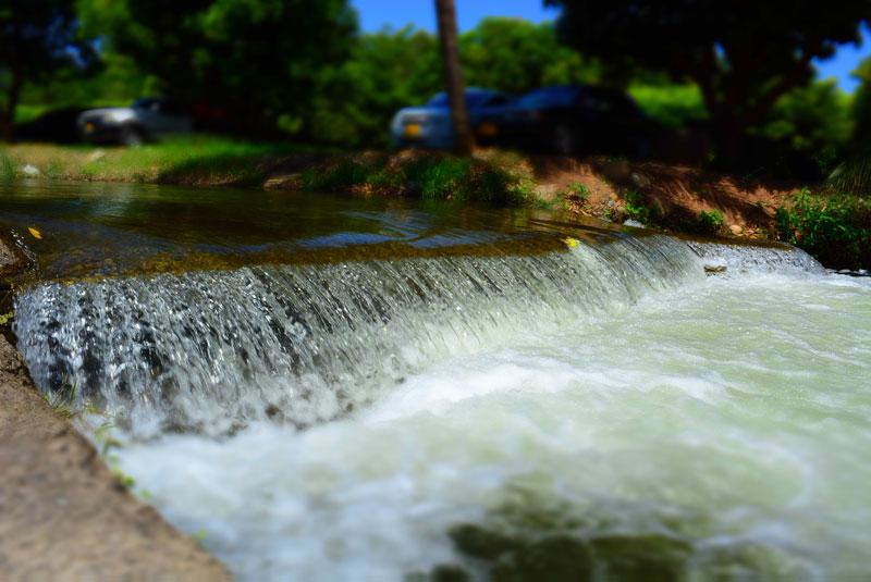 El departamento del Cesar cuenta con 33 cuencas hídricas con las que se provee de este recurso a los 25 municipios, aunque hay corregimientos sin cubrimiento. Foto: JOAQUIN-RAMIREZ