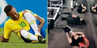 #NeymarChallenge