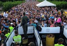 Migración venezolanos
