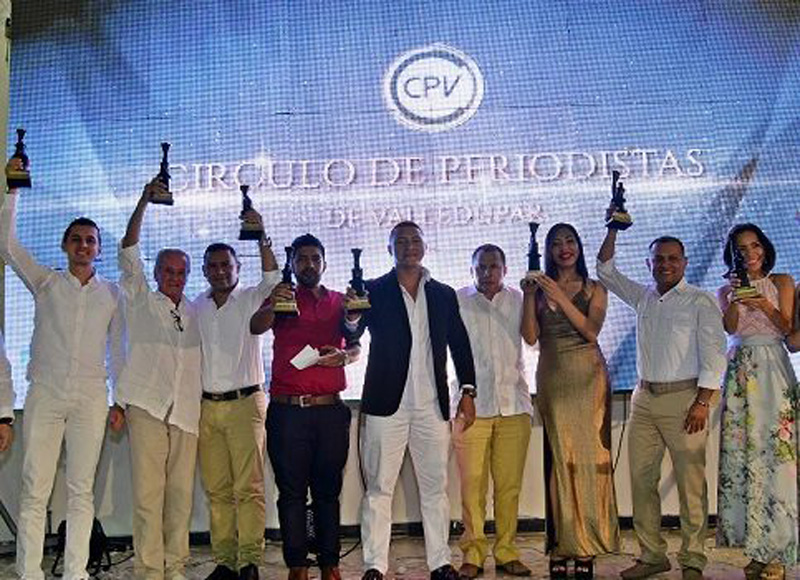 Estos fueron los ganadores de los Premios Sirena Vallenata 2017.